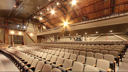 Take a virtual tour of Huron Country Playhouse