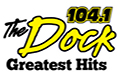 The Dock 104.1 Logo