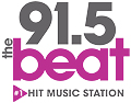 91.5 The Beat logo