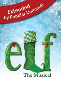 Elf: The Musical extended to December 29th