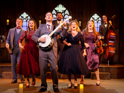 Company in Good Ol' Country Gospel, Drayton Entertainment, 2019 Season