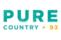 Pure Country 93 Logo