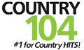 Country 104 logo